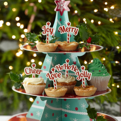 Decorazioni per Dolci Mince Pie | GINGER RAY | RocketBaby.it