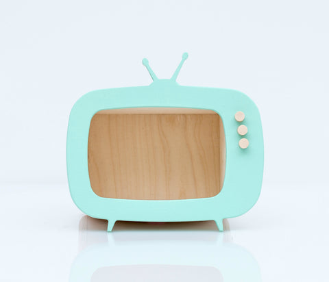 Box TV Verde menta - RocketBaby - 1