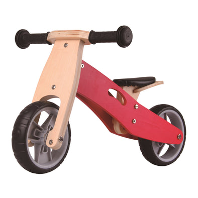 Bici e Triciclo 2 in 1 Red | UDEAS | RocketBaby.it