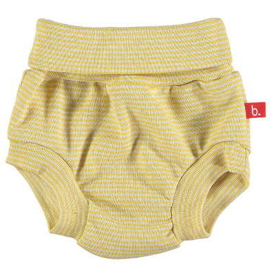 Culotte a Righe Mostaza | LIMOBASICS | RocketBaby.it