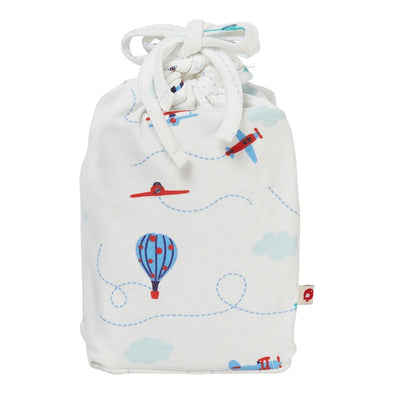 Lenzuolo per Cesta Moses Fly the Sky | PICCALILLY | RocketBaby.it