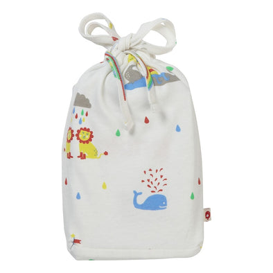 Lenzuolo per Cesta Moses Rainbow Ark | PICCALILLY | RocketBaby.it
