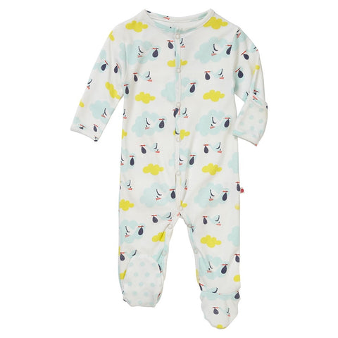 Pigiama Stork | PICCALILLY | RocketBaby.it