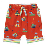 Pantaloncini Corti Rainbow Ark | PICCALILLY | RocketBaby.it