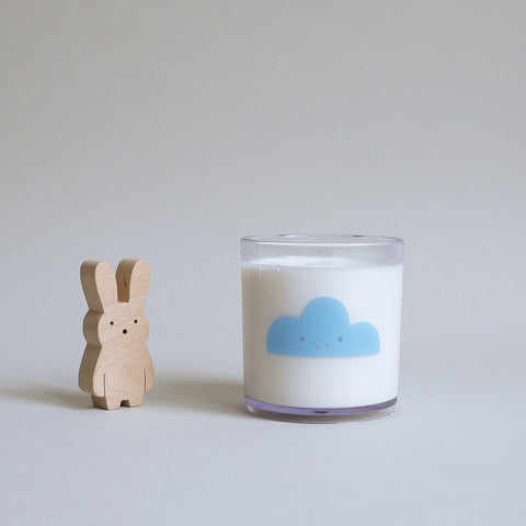 Bicchiere nuvola blu | BUDDY AND BEAR | RocketBaby.it