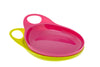 Set piattini impugnatura facile rosa e verde - RocketBaby - 1