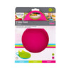 Set piattini impugnatura facile rosa e verde - RocketBaby - 4