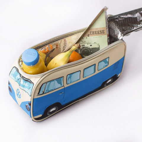 Lunch box camper blu - RocketBaby - 1