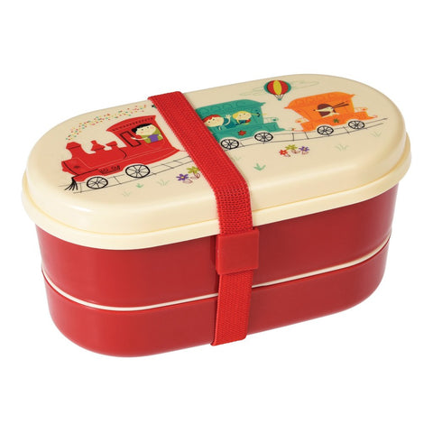 Bento Box Party Train | REX LONDON | RocketBaby.it