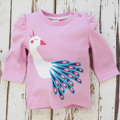 Maglia A Maniche Lunghe Peacock | BLADE&ROSE | RocketBaby.it