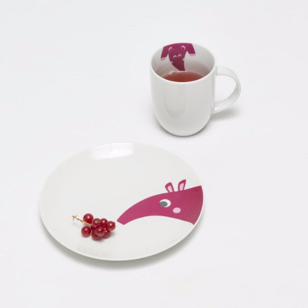 Set Colazione Karl e Karlie Formichieri | JULICA | RocketBaby.it
