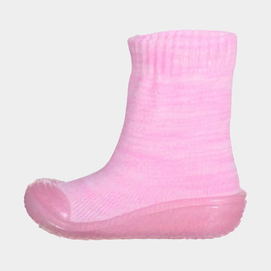 Calze Gommate Knitted Light Pink | PLAYSHOES | RocketBaby.it
