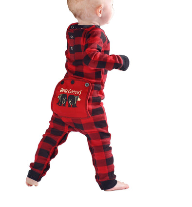 Pigiama Intero Natalizio Baby Red | LAZY ONE | RocketBaby.it