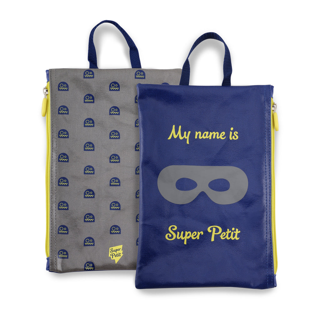 Pochette My name is Super Petit - RocketBaby
