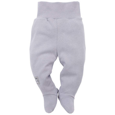 Pantaloni Con Piedini Magic Grigio Chiaro | PINOKIO | RocketBaby.it