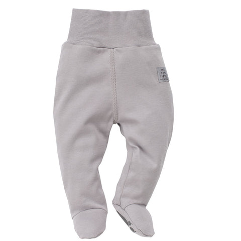 Pantaloni Con Piedini North Grigio | PINOKIO | RocketBaby.it