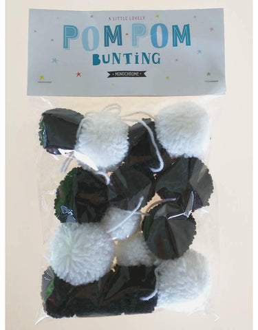 Pom Pom decorativi Monochrome - RocketBaby - 1