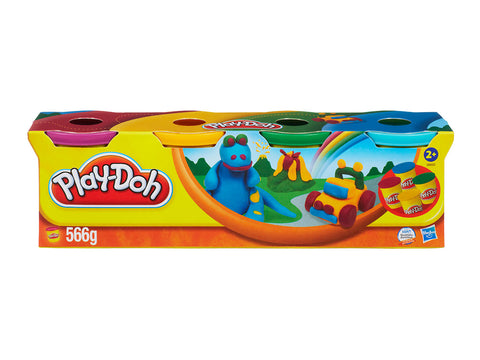 Play-Doh 4 Vasetti | PLAYDOH | RocketBaby.it
