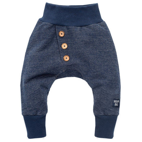 Pantaloni Joggers Big Dream Navy | PINOKIO | RocketBaby.it