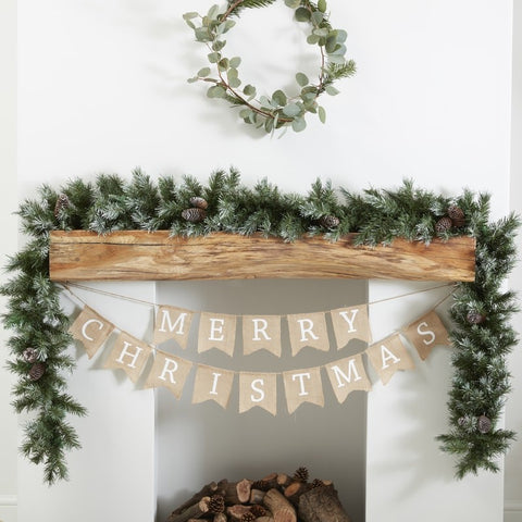 Decorazione Foliage Rustic Christmas | GINGER RAY | RocketBaby.it