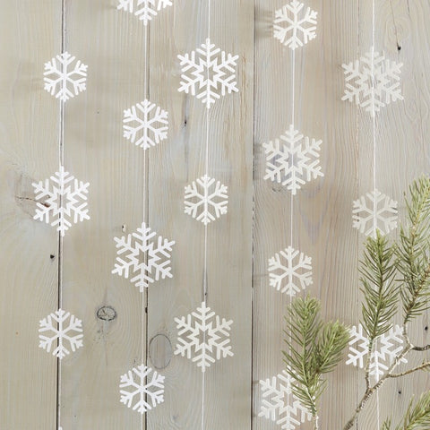 Ghirlanda Snowflake Rustic Christmas | GINGER RAY | RocketBaby.it