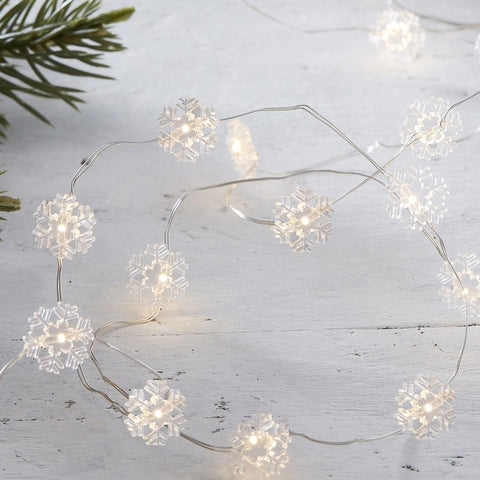 Lucine Led Snowflake | GINGER RAY | RocketBaby.it