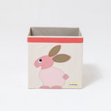 Scatola Box Contenitore Portagiochi Coniglio Rose The Bunny | ROCKETBABY | RocketBaby.it
