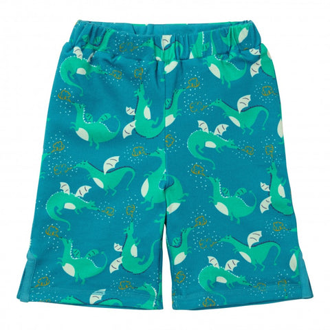 Pantaloni Corti Reversibili Dragon | PICCALILLY | RocketBaby.it