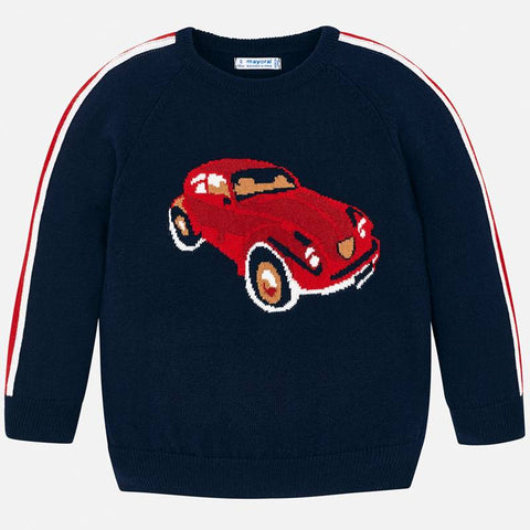 Maglione Tricot Inchiostro | MAYORAL | RocketBaby.it