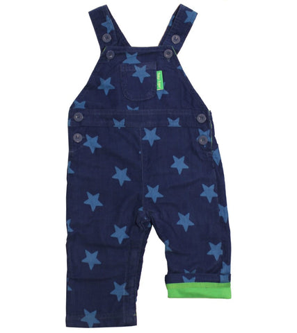 Salopette Blu con stelle | TOBY TIGER | RocketBaby.it
