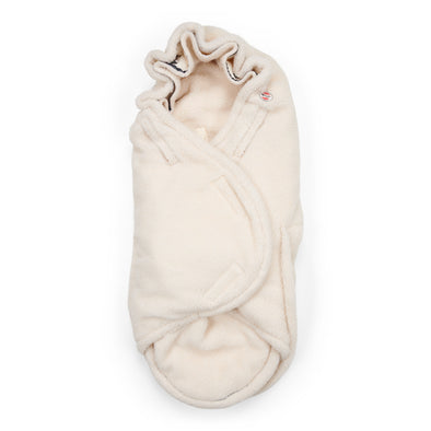 Sacco Passeggino Universale in Pile Teddy Off-white | LODGER | RocketBaby.it
