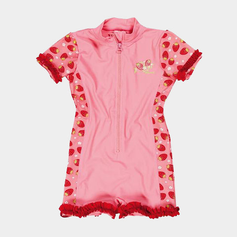 Costume Tuta Strawberries | PLAYSHOES | RocketBaby.it