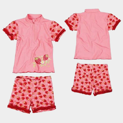 Costume 2 Pezzi Strawberries | PLAYSHOES | RocketBaby.it