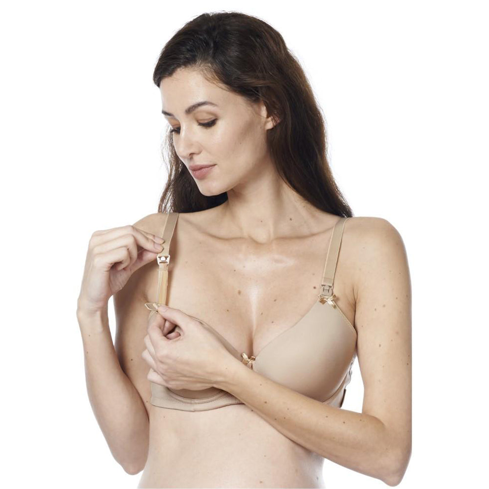 Reggiseno Allattamento Nude | NOPPIES | RocketBaby.it