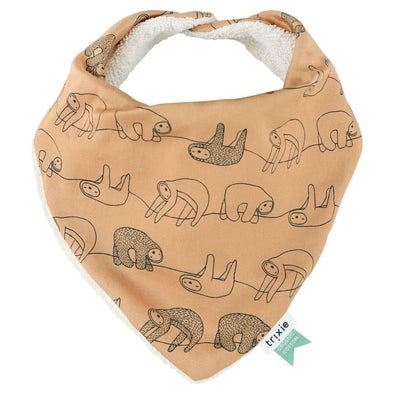 Bavaglino a Bandana Silly Sloth | TRIXIE | RocketBaby.it