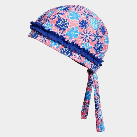 Cuffia da Mare Flowers Blue | PLAYSHOES | RocketBaby.it