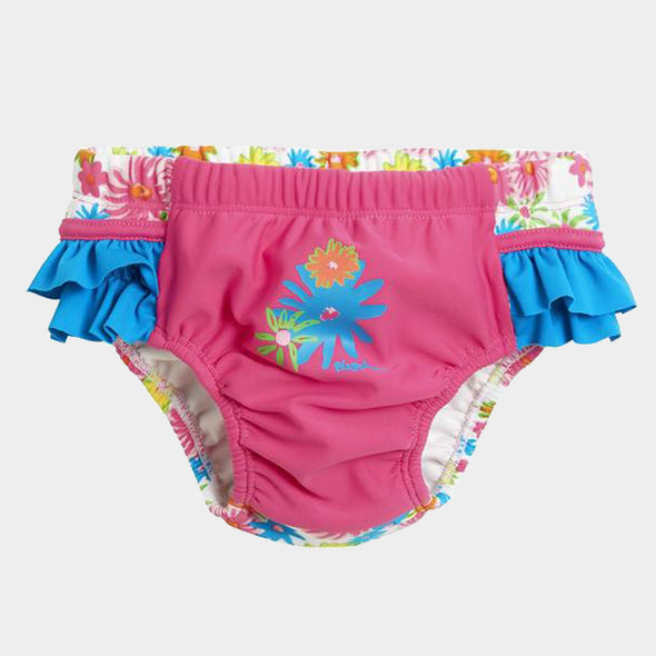 Costume Assorbente Flowers Pink | PLAYSHOES | RocketBaby.it