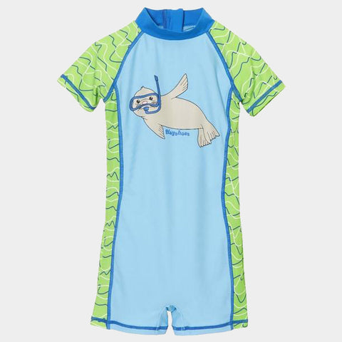 Costume Tuta Baby Seal | PLAYSHOES | RocketBaby.it