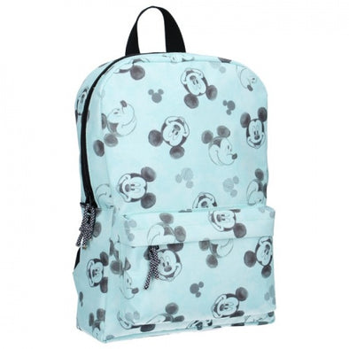 Zaino Mickey Mouse Go For It Menta | DISNEY BAGS | RocketBaby.it