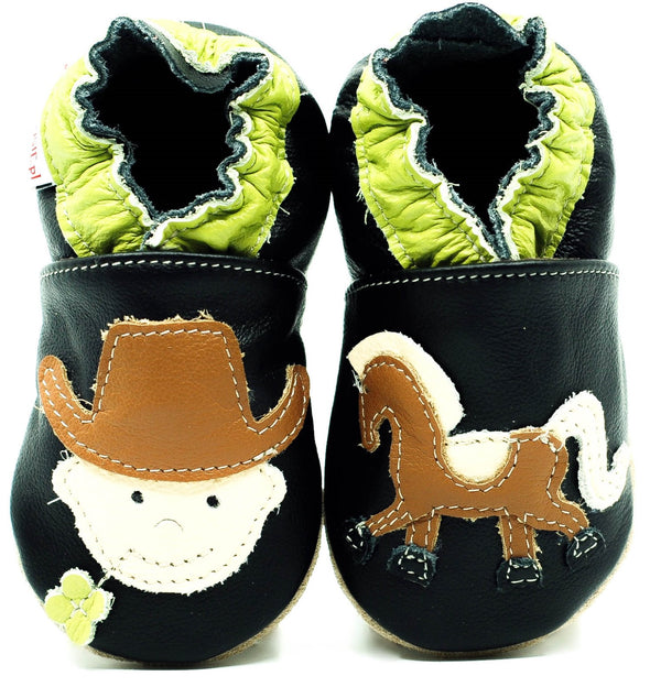 Babbucce Soft Sole Cowboy | FIORINO | RocketBaby.it