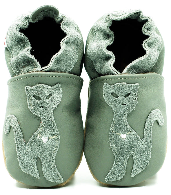 Babbucce Soft Sole Stylish Cat | FIORINO | RocketBaby.it