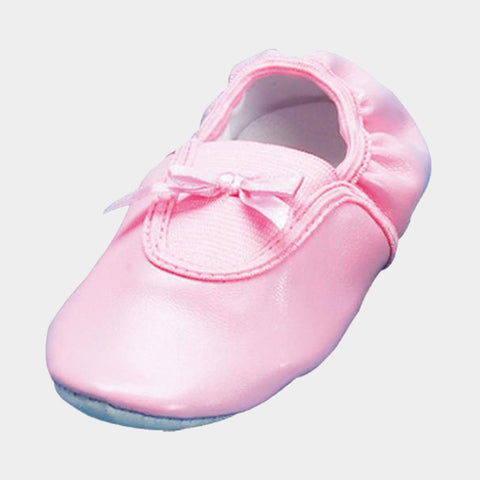 Scarpe Antiscivolo da Casa Ballerina Bow | PLAYSHOES | RocketBaby.it