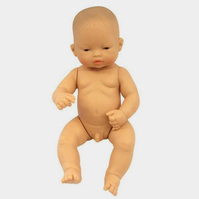 Bambola Neonato Paul 32cm | MINILAND | RocketBaby.it