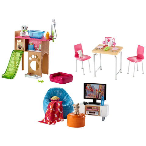 Barbie Accessori da Interno per Casa | MATTEL | RocketBaby.it
