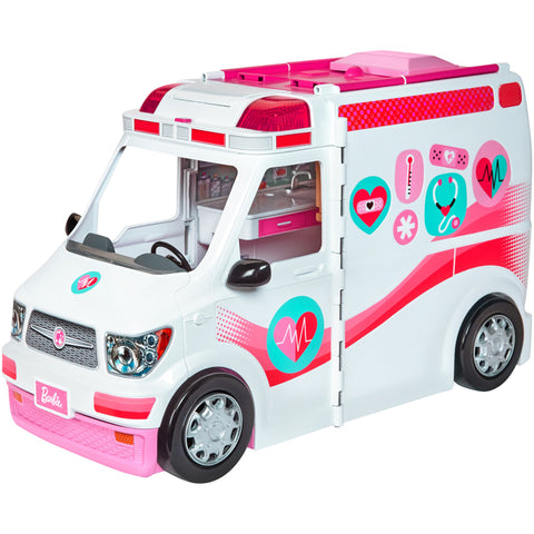 Barbie Ambulatorio Large Medical Rescue | MATTEL | RocketBaby.it