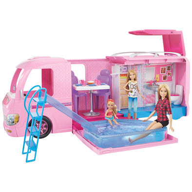 Camper di Barbie | MATTEL | RocketBaby.it