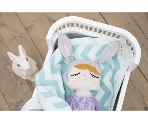 Bambola Coniglio Little Bunny Rosa Limited Edition - RocketBaby - 2