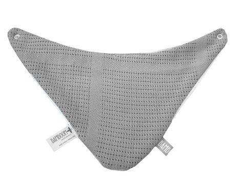 Bavaglino Bandana New Vintage Grigio |  | RocketBaby.it