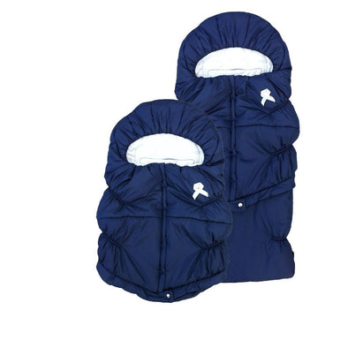 Sacco Passeggino Estensibile 2 in 1 Blu |  | RocketBaby.it