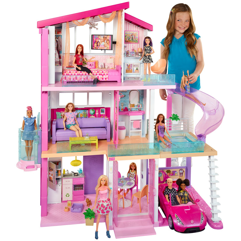 Mattel Barbie Dream House Rocketbaby